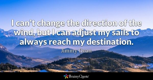 Quote About Change Glamorous Inspirational Quotes  Jimmy Dean Change Quotes And Inspirational