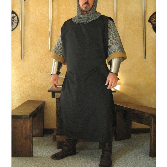 Halloween gift-Medieval Tunic Sleeveless Knight  Multi Color Tunic//Women/'s Tunic