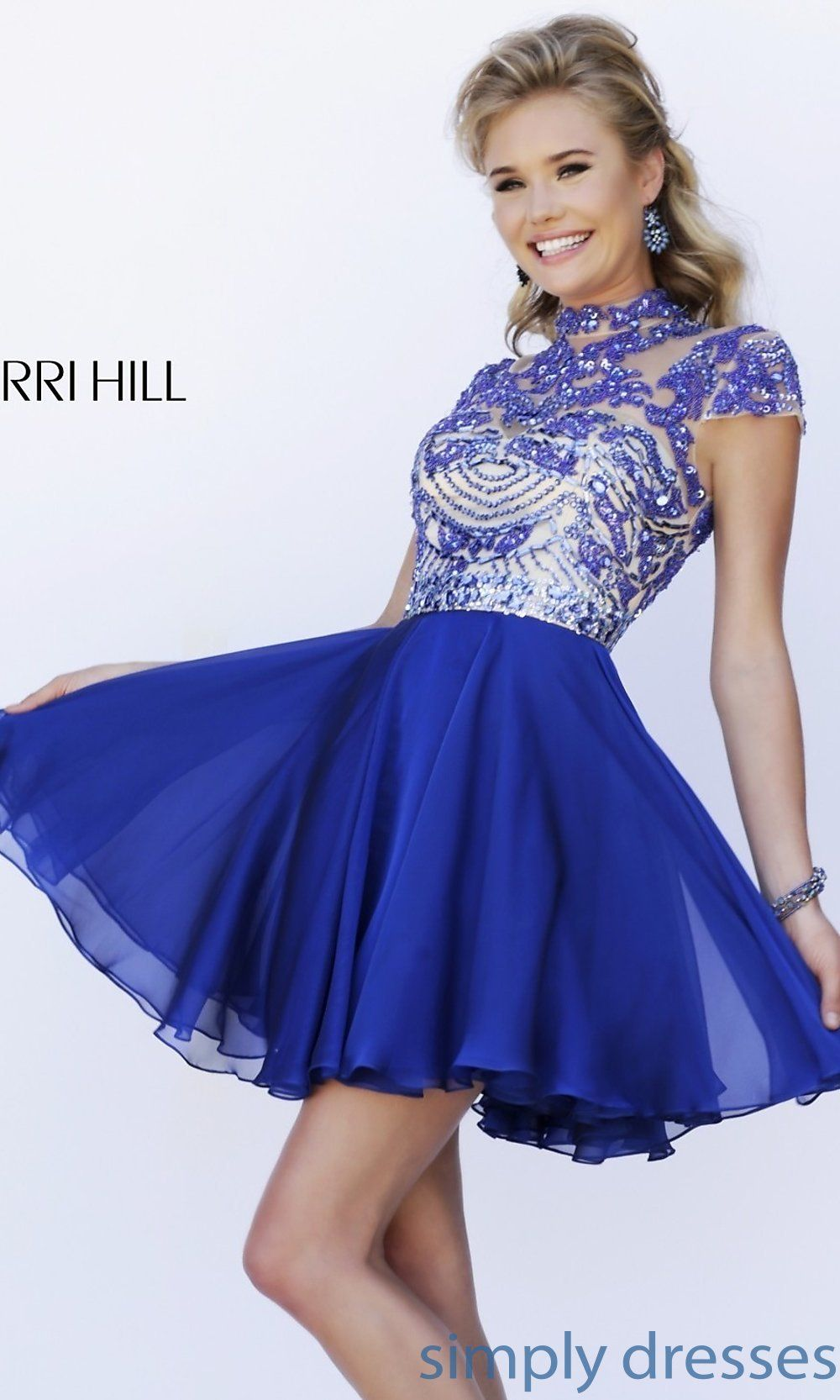 Red prom dresses sherri hill 4300