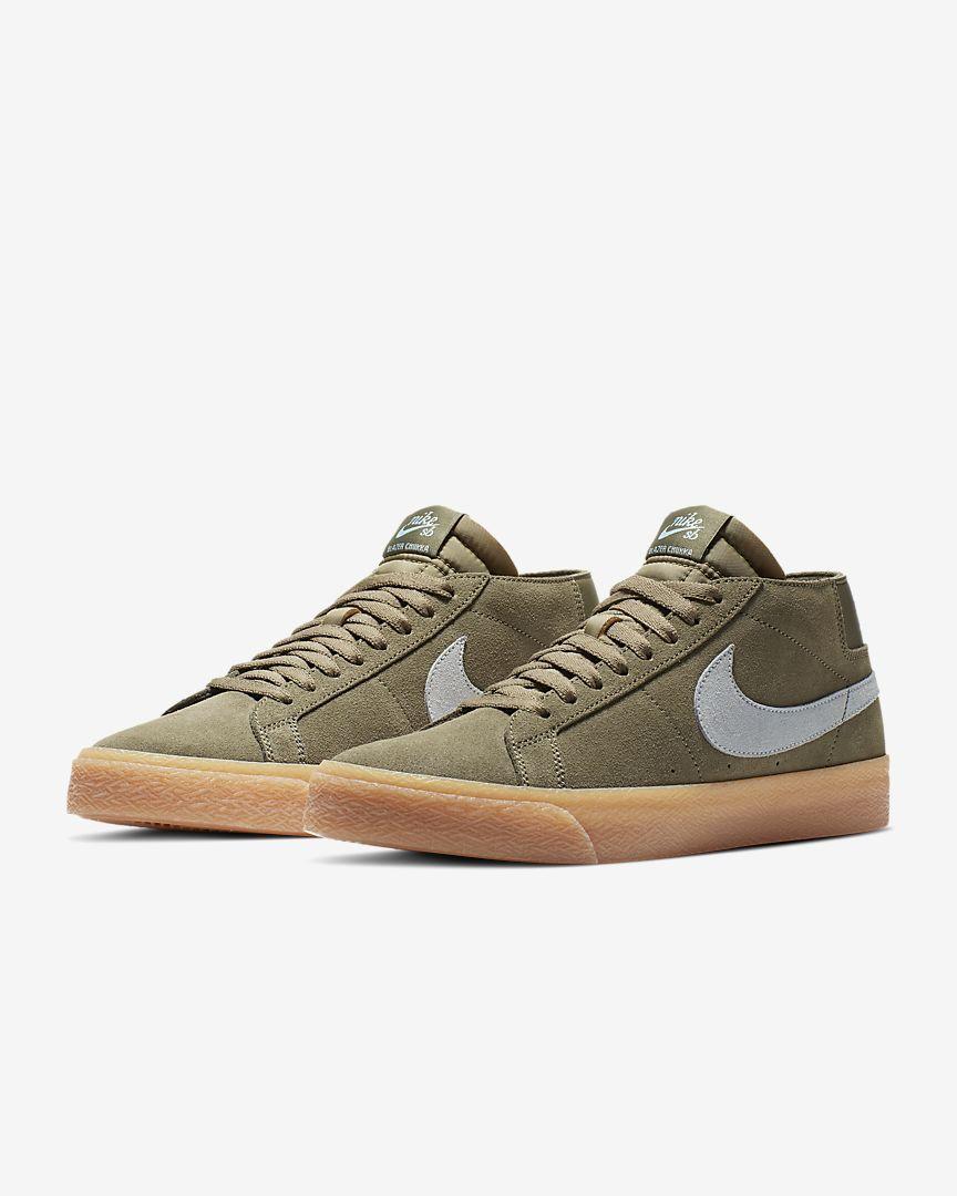 Nike SB Zoom Blazer Chukka Men's Skate