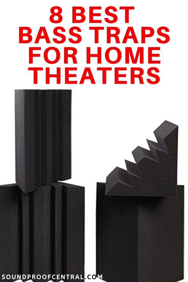 8 best bass traps for home theaters bass trap home