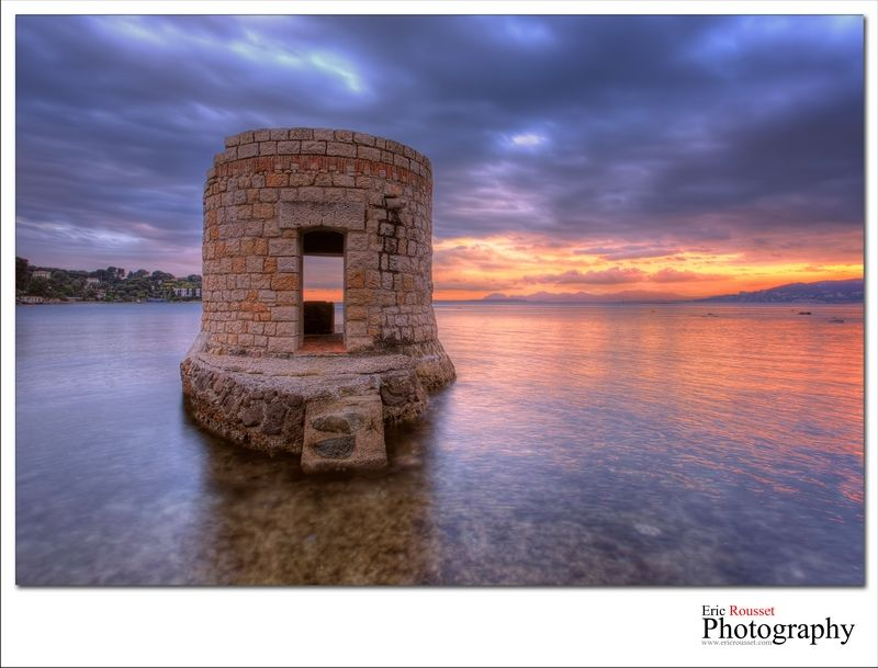 Cap d'Antibes (French Riviera)