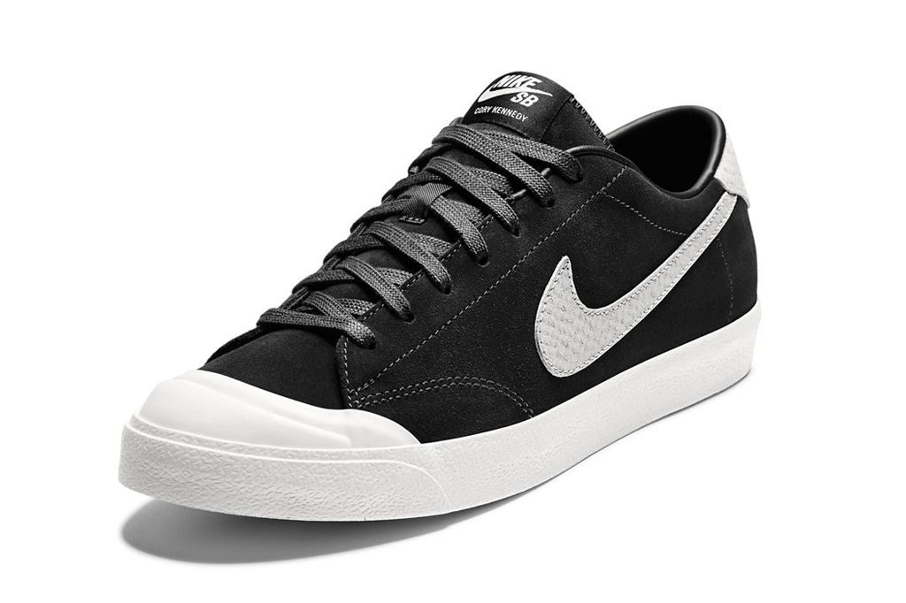 9f5208730 Nike SB Launches Zoom All Court for Cory Kennedy | sho-es | Nike ...