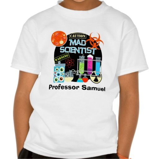 This Deals Mad Scientist Customized T-shirt In our offer link above you will see