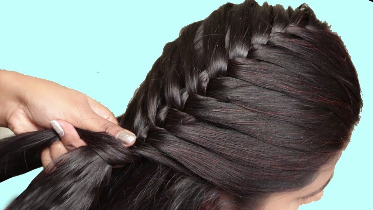 Simple Hairstyle For Everyday Use  new hairstyles for girls 11