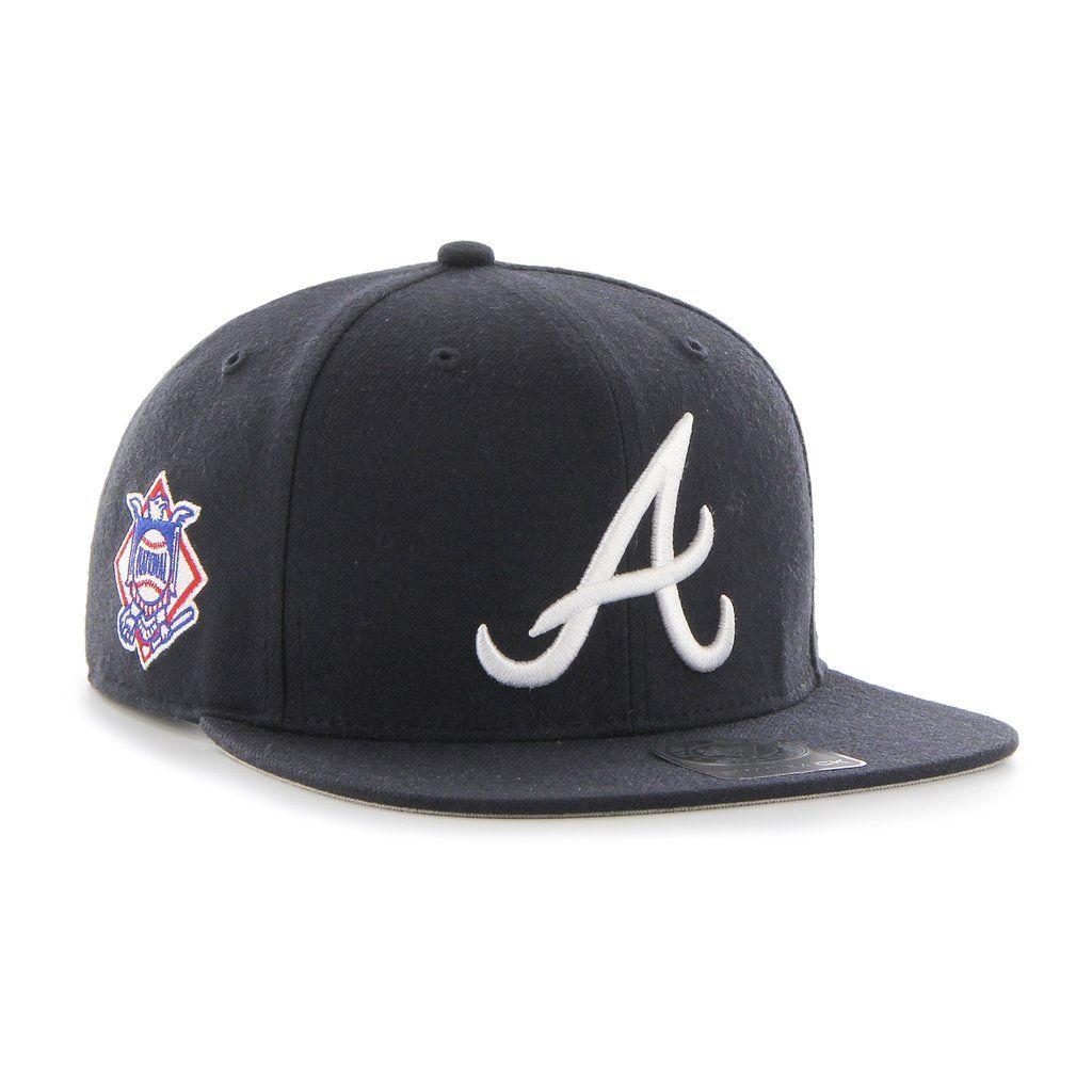 Atlanta Braves Sure Shot 47 Captain Atlanta Braves Braves Atlanta