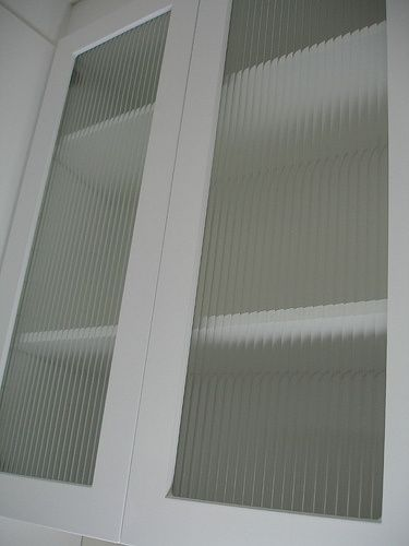 Fluted Glass Panels Fluted Glass Cabinet Doors Making A House A