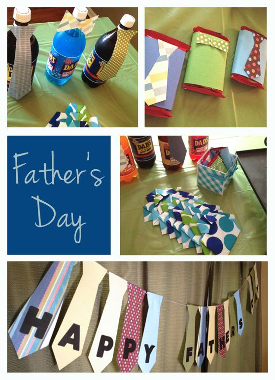 Father S Day Decorations Ideas Father S Day Decoration Crafts