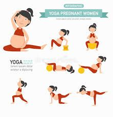 pin on yoga exercises for pregnant women