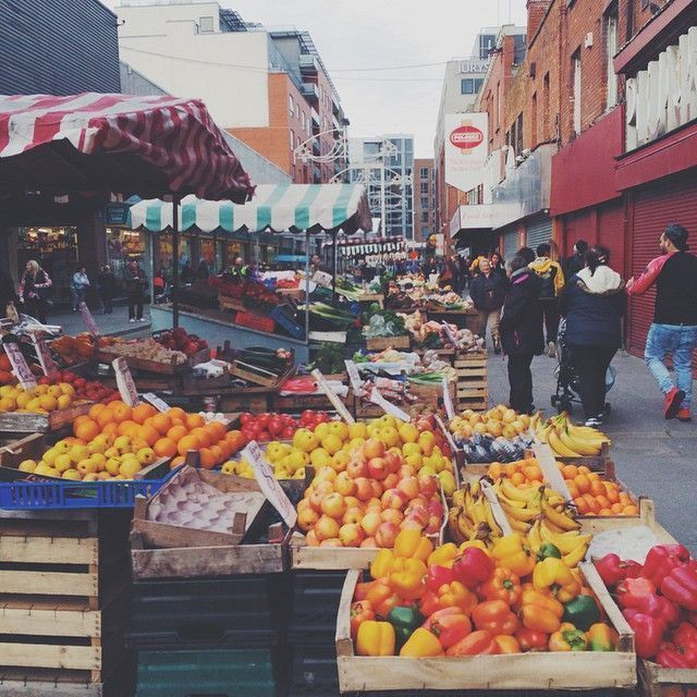 27 things nobody tells you about in dublin foodie travel travel markets market stall