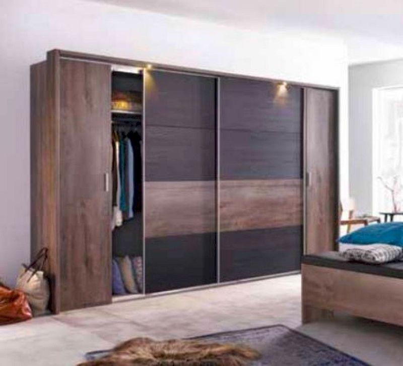 Amazing 68 Sliding Wardrobe Doors Ideas You Must Have Https De Corr Com 2019 04 20 Sliding Door Wardrobe Designs Wardrobe Door Designs Sliding Wardrobe Doors