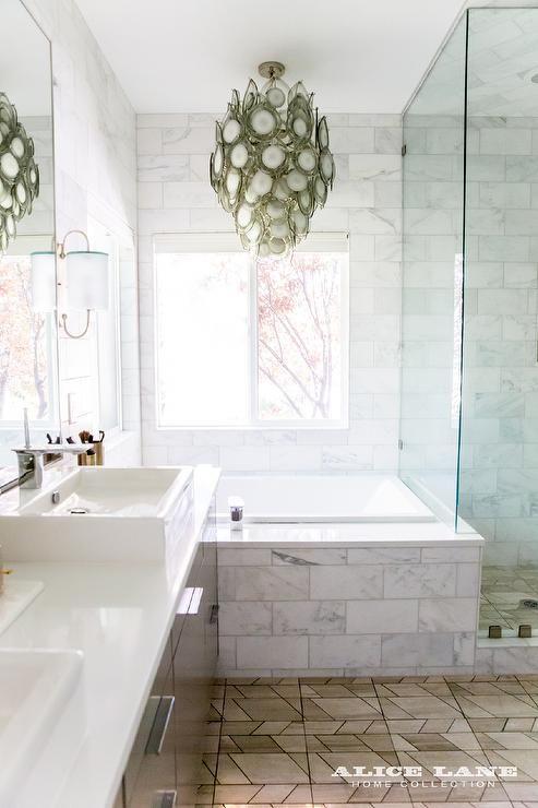 Regina Andrew Design Diva Grey Chandelier | Bathrooms | Pinterest ...