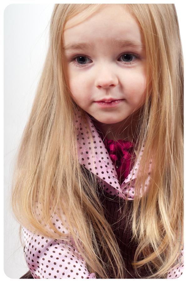 long layered haircuts for little girls cute little girl