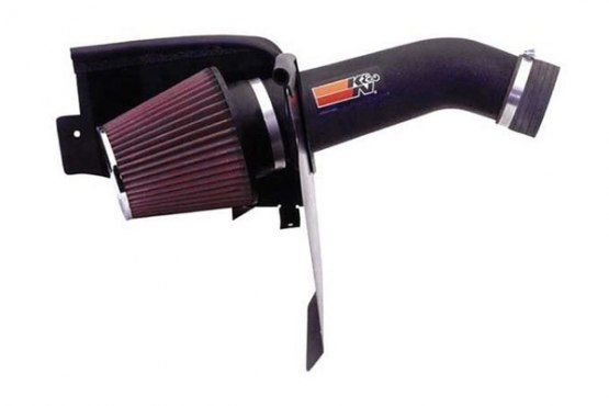K&N® - 57 Series Generation II Air Intake Kit