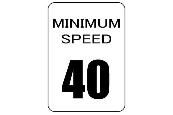 Printable Speed Limit Signs. free printable classroom