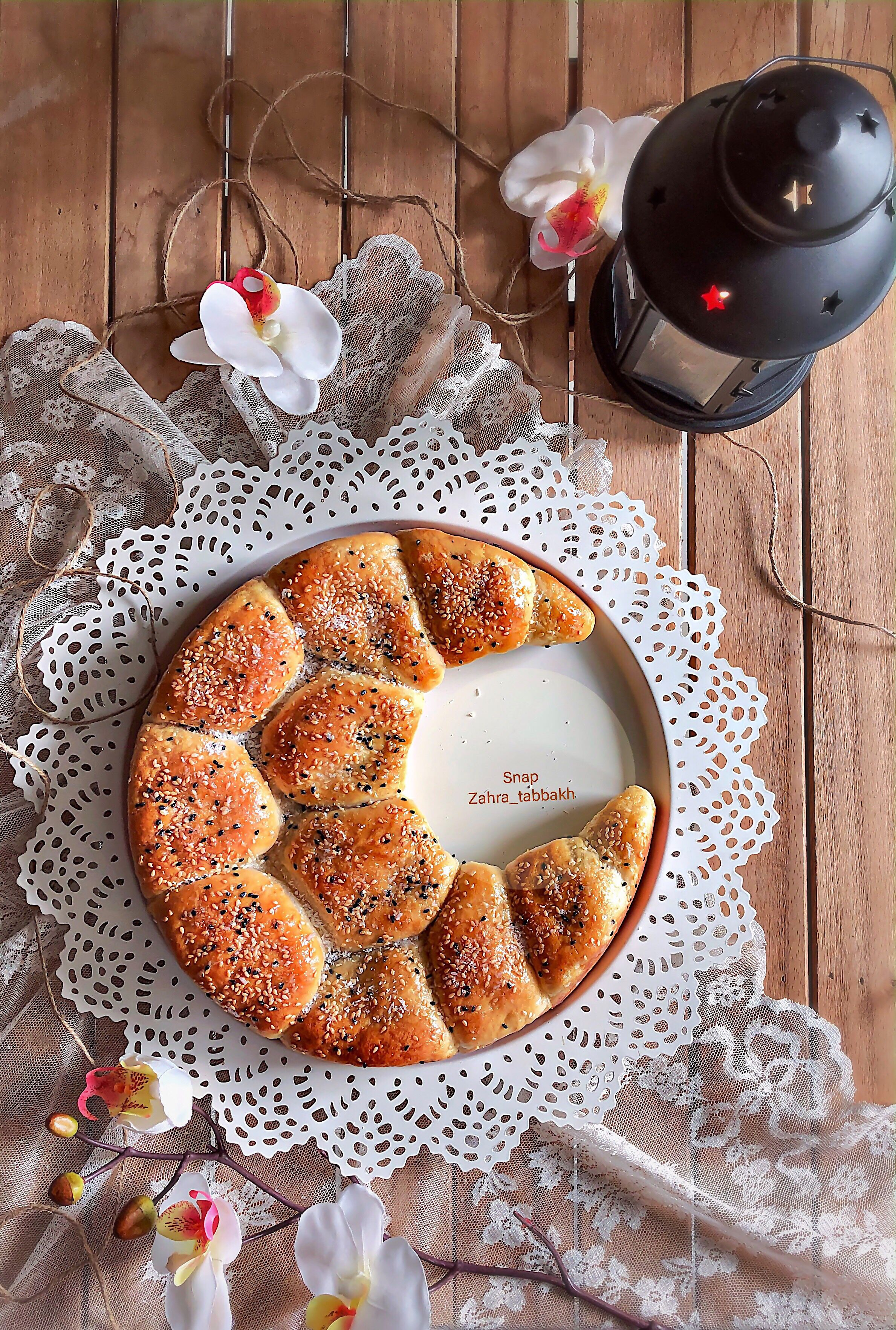 شهر رمضان مبارك Arabic Dessert Ramadan Decorations Chicken Pie