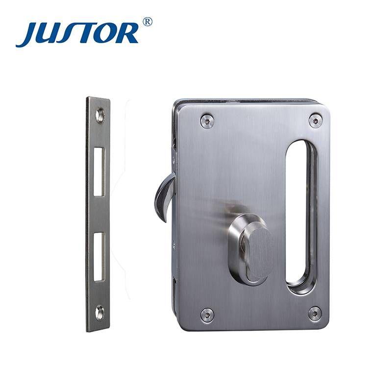 High Quality Glass Door Lock Aluminum Sliding Glass Door Hardware