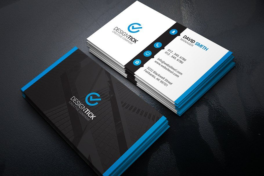 Modern Creative Business Card Creative Modern Business Templates
