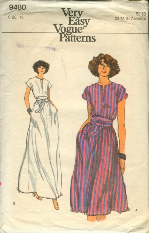 """Vintage années 1950 sewing pattern square cou cercle robe rockabilly buste 36/"""""""