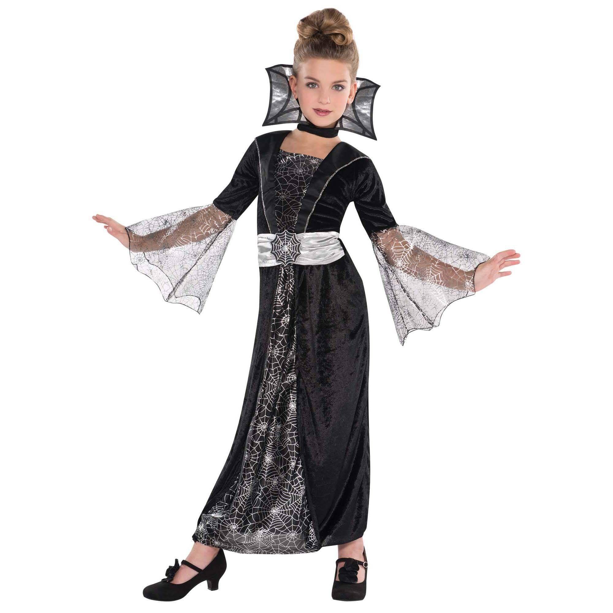 Halloween Girls' Dark Countess Halloween Costume L, Girl's ...