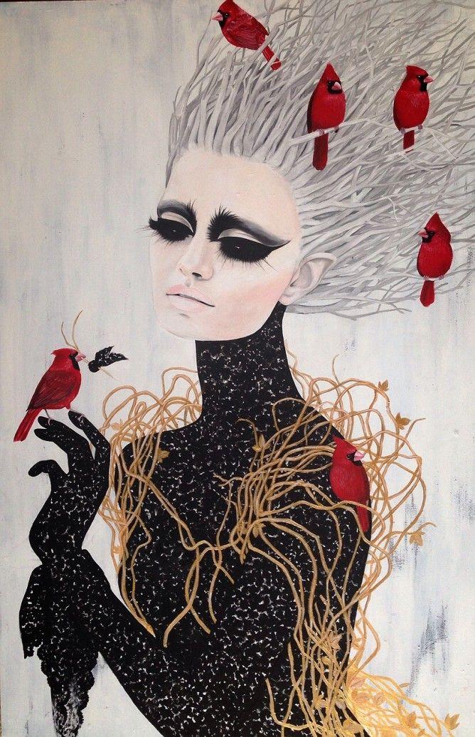 julia gabrielov artist - Buscar con Google