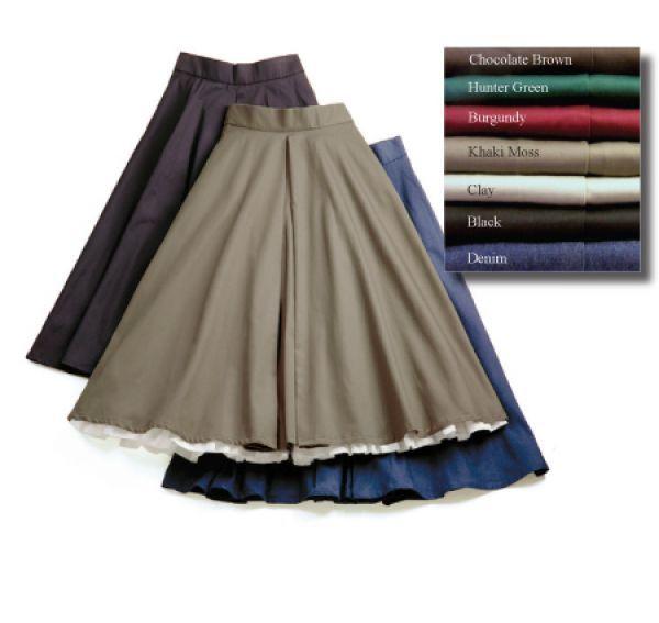 Split Skirt Patterns 95