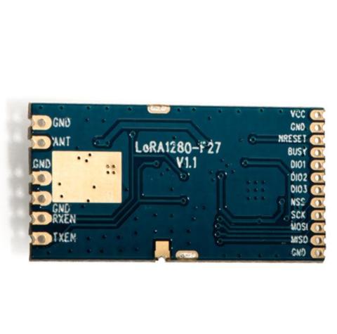 From USD 15 99 / PCS ! LORA1280F27/LORA1281F27 500mW 2 4G