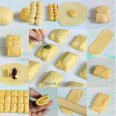 Tutorial Cara Membuat Pisang Bolen No Korsvet Super Mudah Resepkuekomplit Com Resep Biskuit Resep Makanan Penutup Makanan