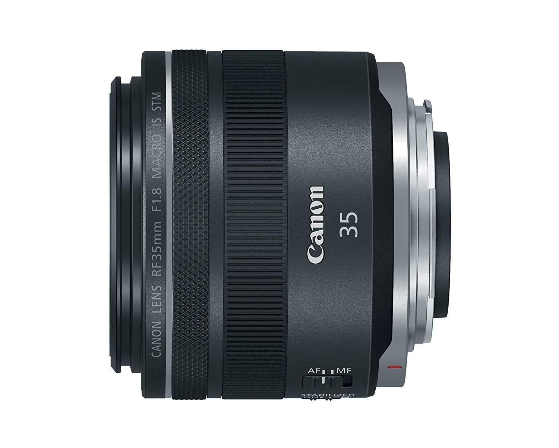 Canon Rf 35mm F 1 8 Is Macro Stm Lens Black 2973c002 In 2021 Macro Lens Optical Image Shutter Speed Photography