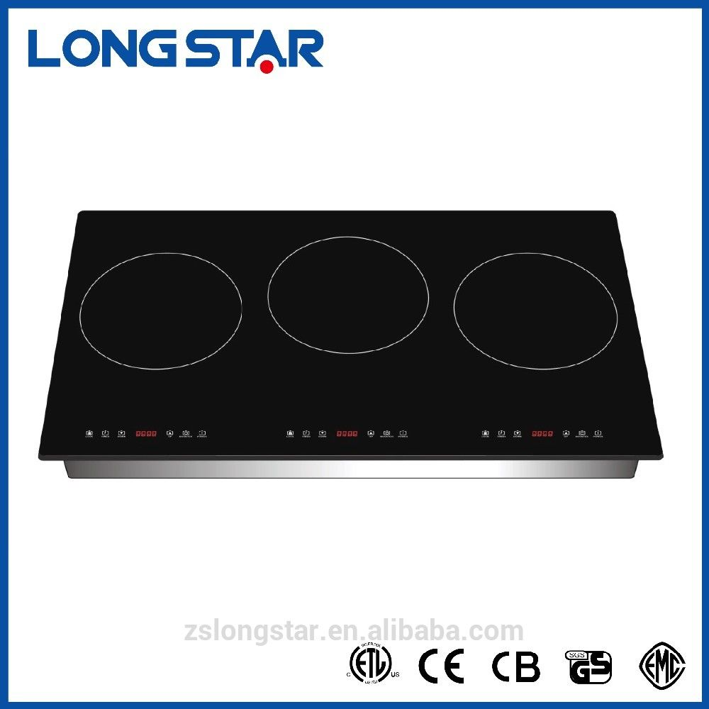 2017 Product Vietnam Style 3 Burner Induction Cooker Small Kitchen Stoves Induction Cooktop 3 Bur Induction Cooktop Kitchen Small Kitchen Stoves Small Kitchen