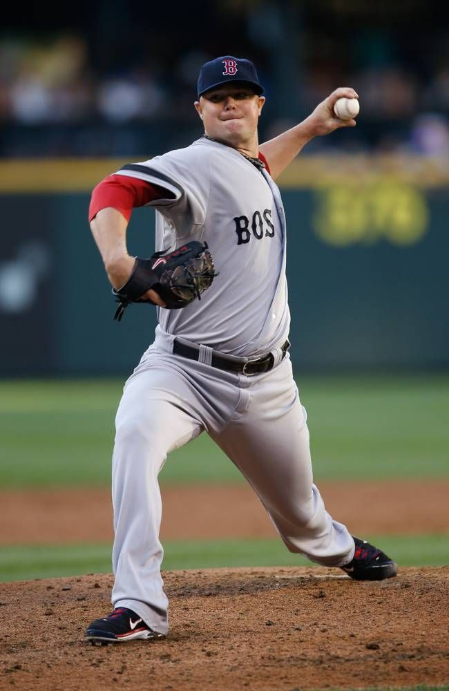 SEATTLE, WA JULY 08 Starting pitcher Jon Lester 31 of