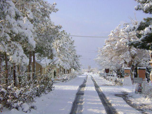 Quetta in winters