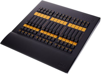 Grand Ma On Pc Fader Wing Dmx Lighting Control Software