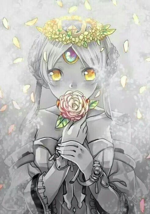 grafika eve, rose, and elsword