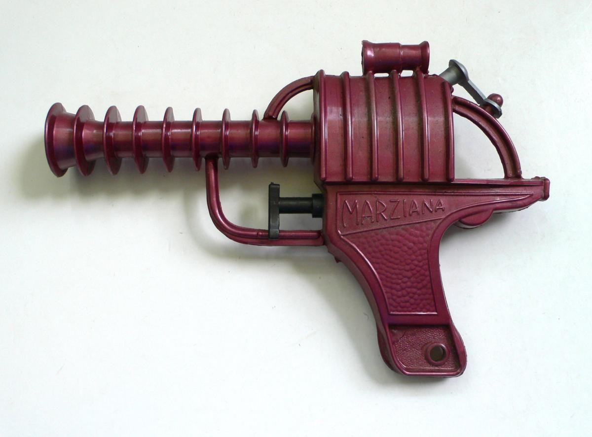 Co-Ma MARZIANA Space Ray Gun Water Pistol