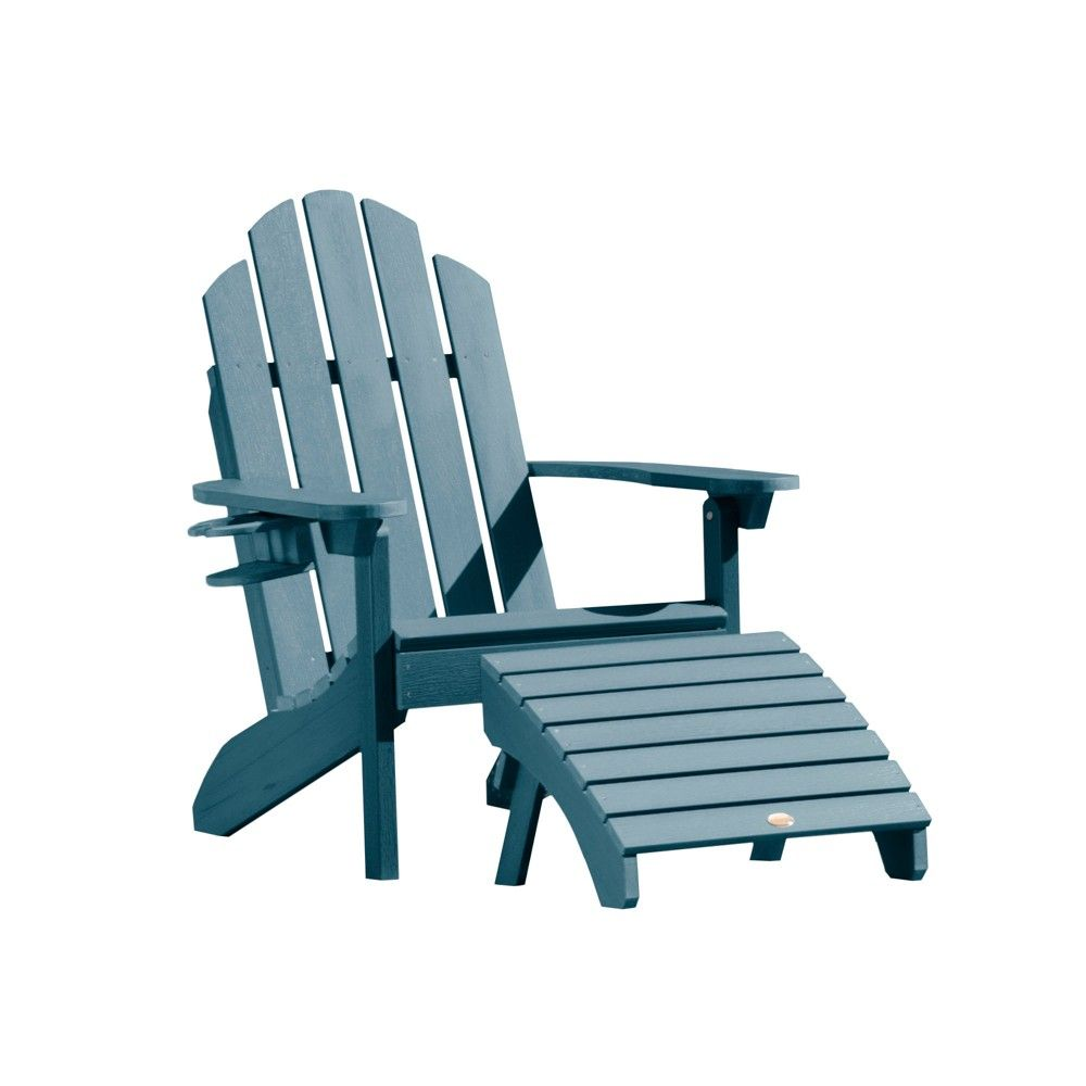 Classic Westport Adirondack Chair with EasyAdd Cup Holder