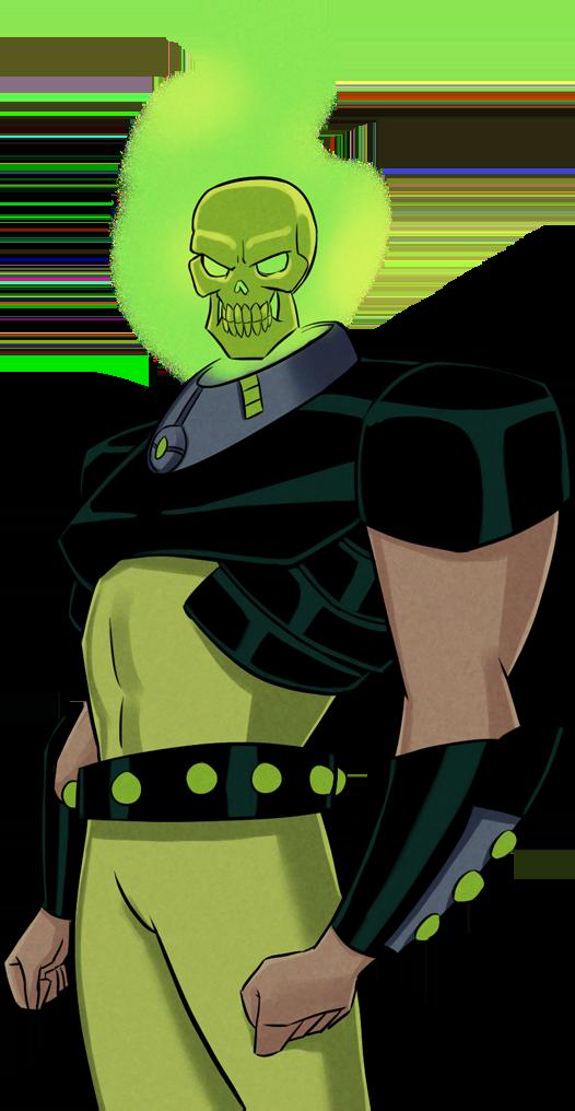 Atomic Skull Superhero Pictures Cartoon World Superhero