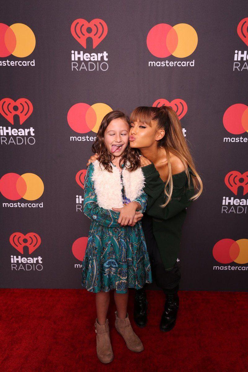 Ariana Grande Iheart Radio Music Festival Night 2016 Ariana