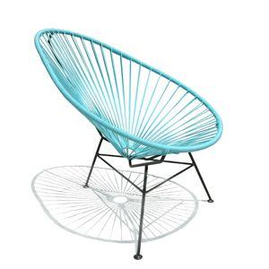 CASANOVA Møbler — OK Design - Acapulco stolen - lyseblå
