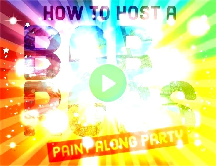 a Bob Ross PaintAlong Theme Party  Hawk Hill How To Host a Bob Ross PaintAlong Theme Party  Hawk Hill How To Host a Bob Ross PaintAlong Theme Party  Hawk Hill BOB ROSS La...
