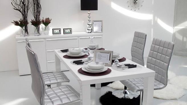 Déco Salon Argenté COULEUR ARGENT Pinterest