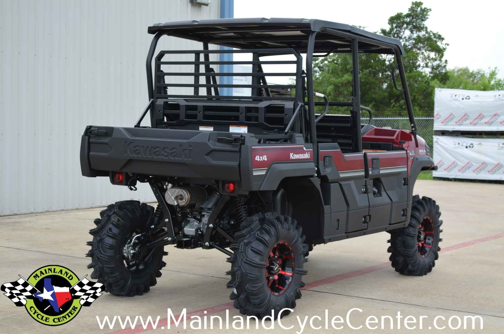 New 2016 Kawasaki Mule Pro Fxt Eps Le Atvs For Sale In