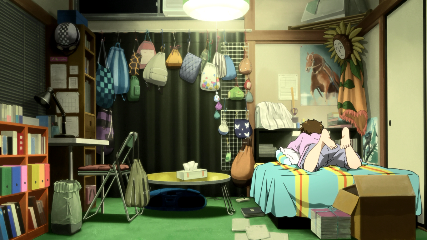 Anime Characters Room Designs Anime