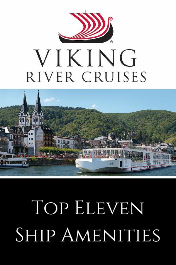 Top 11 Viking River Cruise Ship Amenities | Viking cruises ...