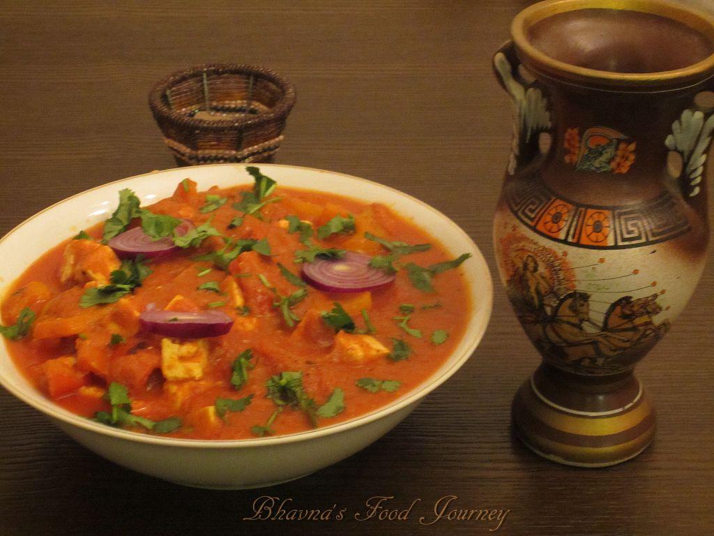paneer lababdar paneer lababdar veg recipes vegetarian cooking on hebbar s kitchen recipes paneer lababdar id=91085