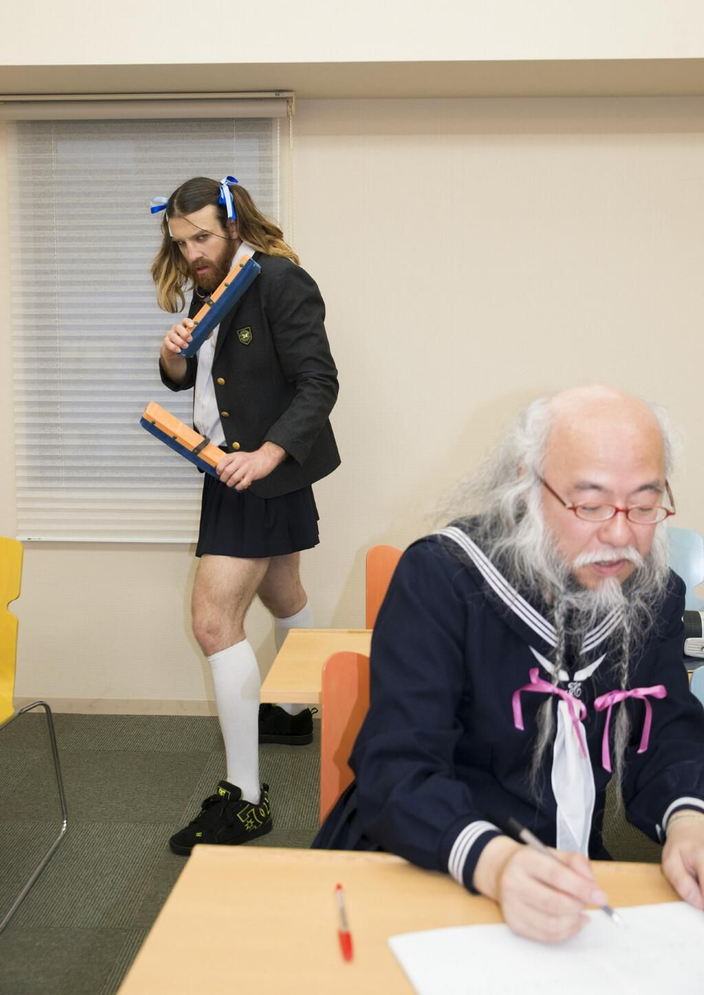 "Ladybeard@2/12生配信 on Twitter: ""ロックオン (@GrowHair) http://t.co/HMpKtGjQbs"""