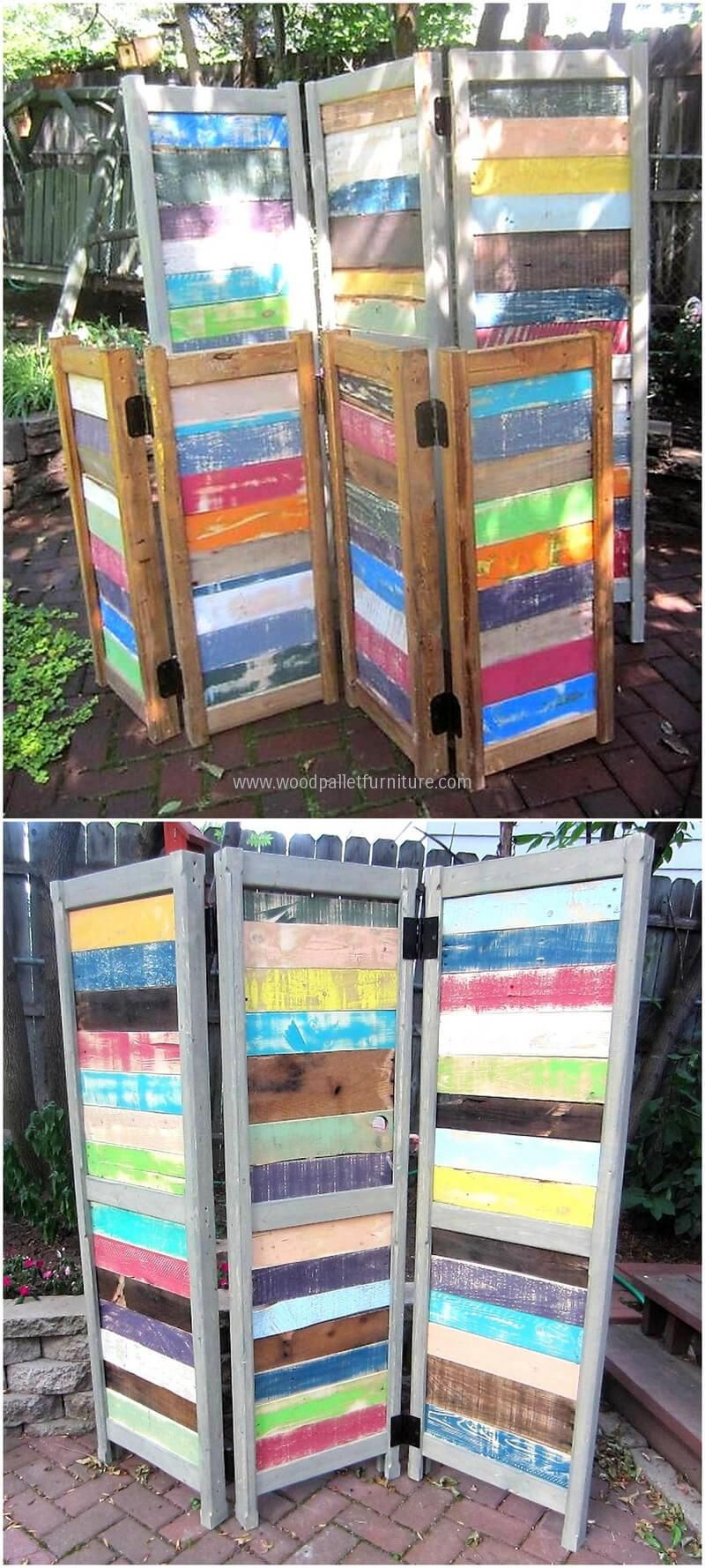 Wooden pallet crafting ideas by wood crafts by dave space dividers