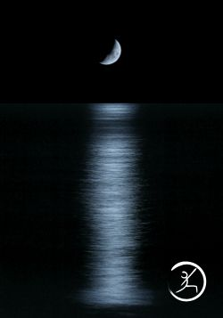 my blog post about the half moon sequence namaste  half
