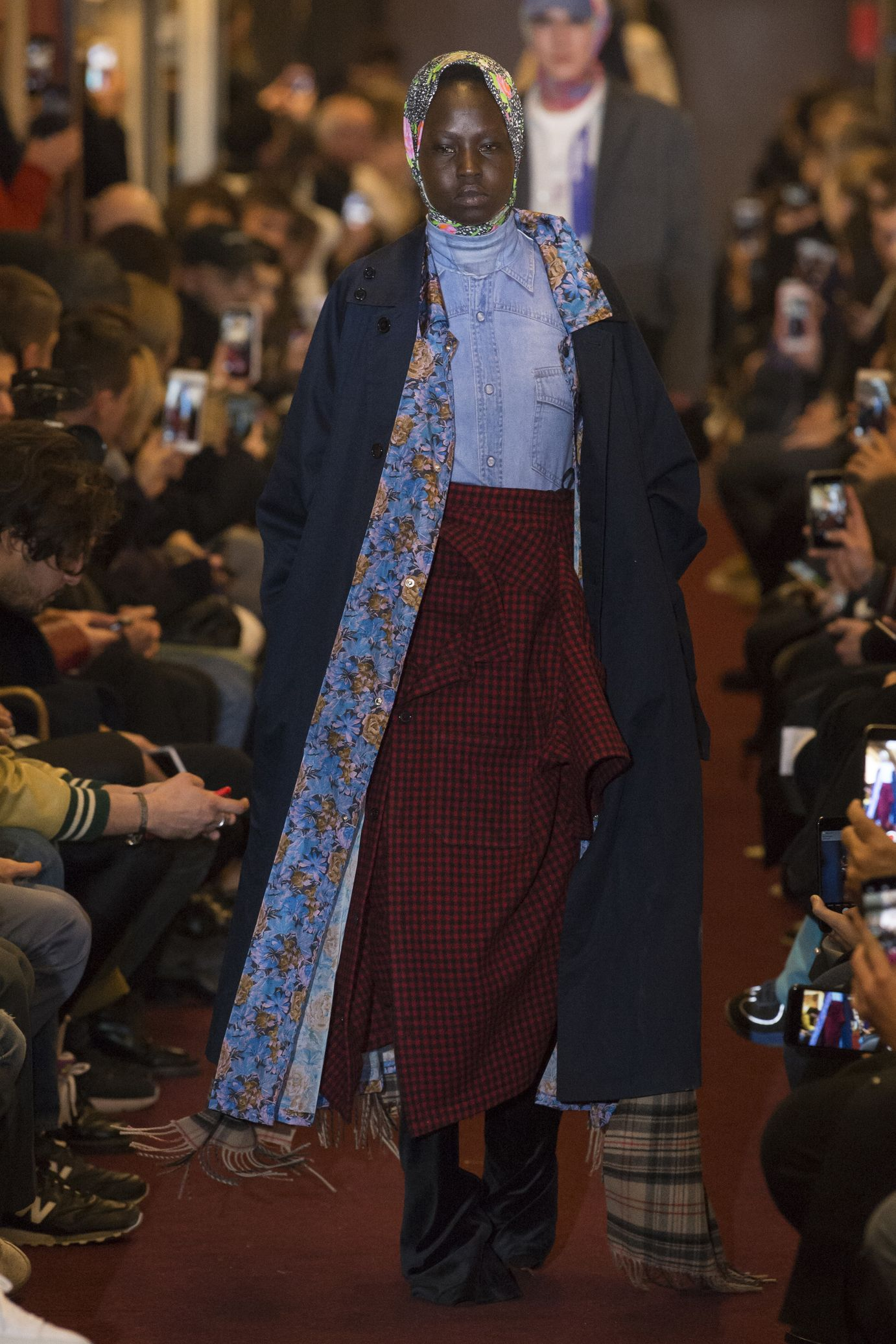 images Vetements FallWinter 2019 Collection From Couture Fashion Week