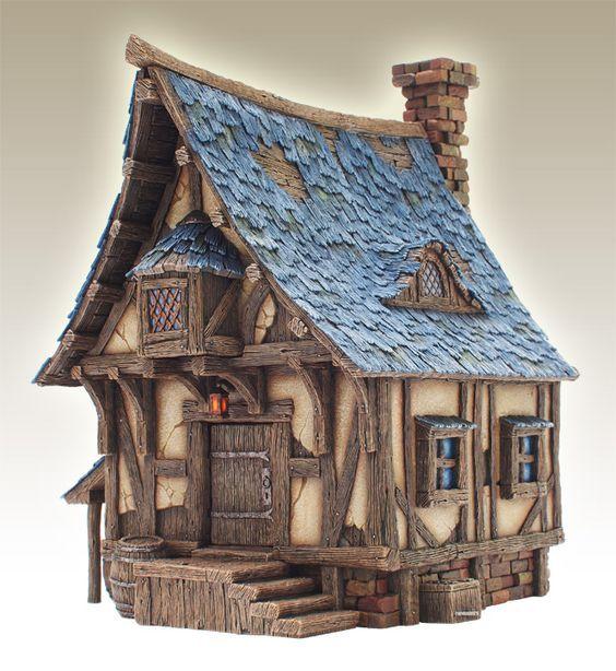 Dollhouse Miniatures Jensen: Alp Osman Adlı Kullanıcının Bahçe Süsleri Panosundaki Pin